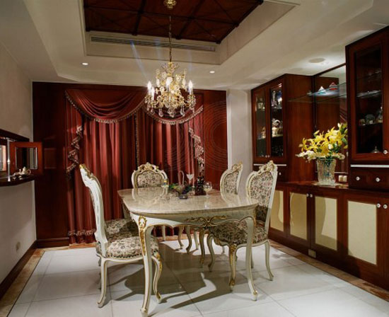 Beautiful Astonishing Dining Room Interior Design 6 interior decoration of dining room