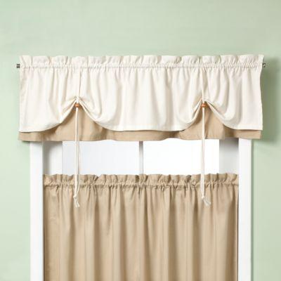 Beautiful Bristol Valance kitchen curtain valances