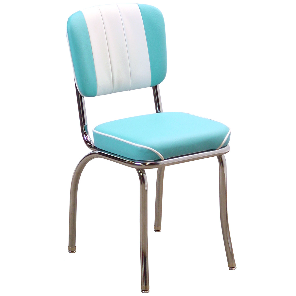 Beautiful Channel Back Kitchen Diner Style Chair retro kitchen chairs