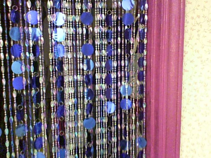 Beautiful Closet Beads Closet Beads Google Image beaded closet curtains