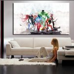 Wall painting ideas to decorate your walls