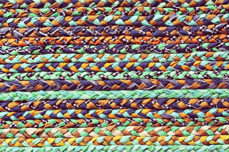 Beautiful ... DIY Braided Rug on A Beautiful Mess ... diy braided rug