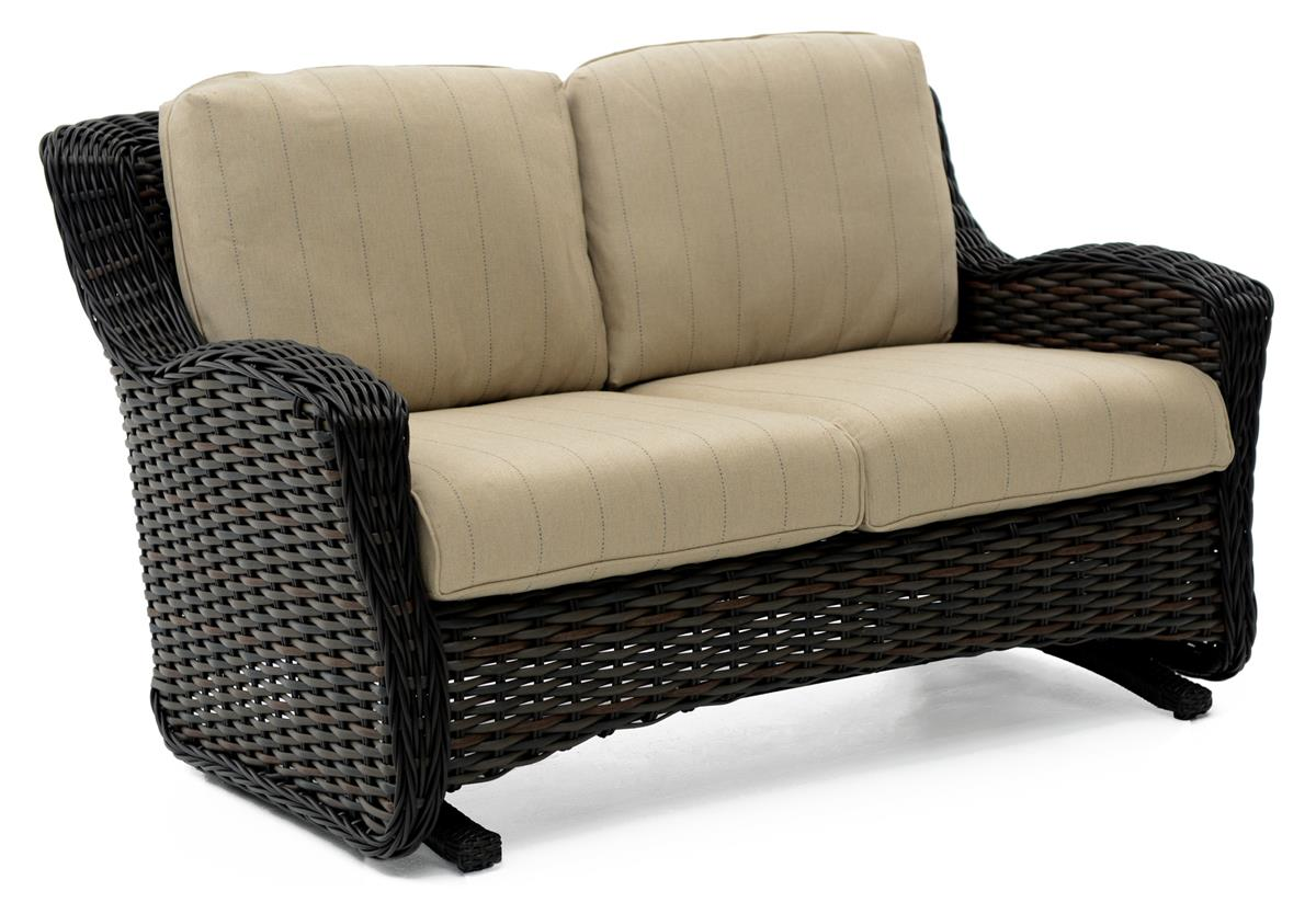 Beautiful Dreux Patio Loveseat Glider | Weiru0027s Furniture patio loveseat glider