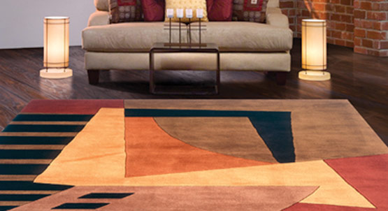 Beautiful Finally, Momeni New Wave rugs draw from the Abstract Expressionist movement  that momeni new wave area rugs