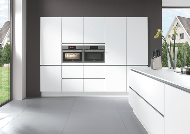 Beautiful ... Handleless German kitchens 2 ... german handleless kitchens