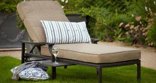 Beautiful Hartman Jamie Oliver Lounger - Bronze garden lounger chairs
