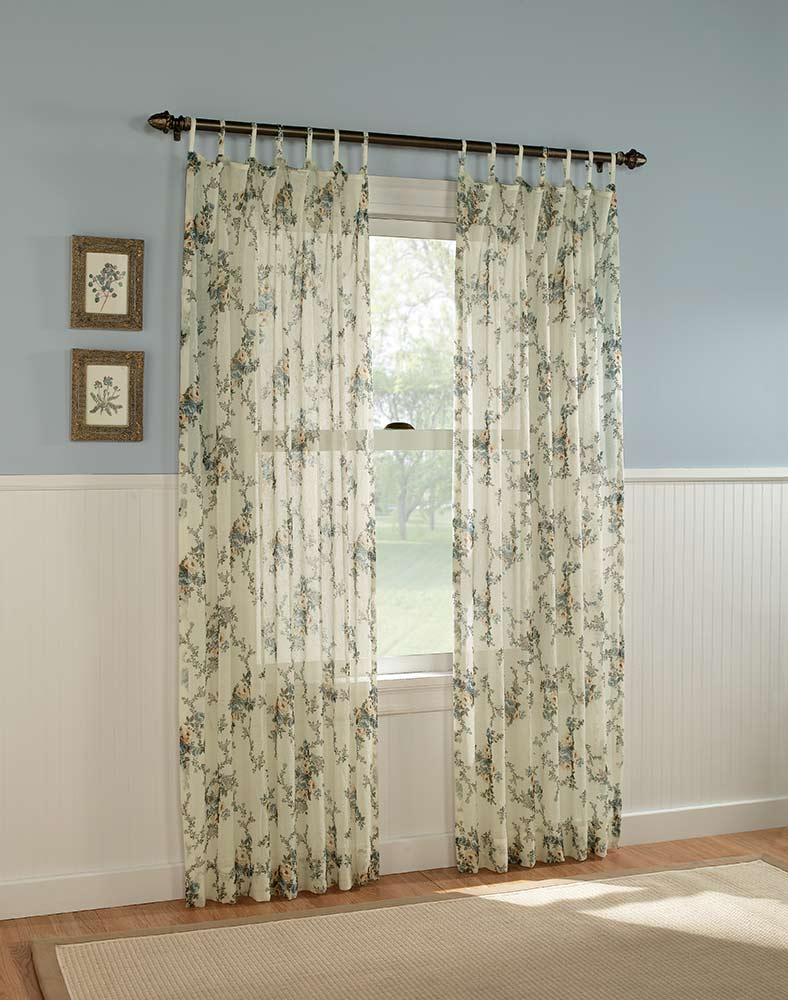 Beautiful Loading Zoom semi sheer curtains