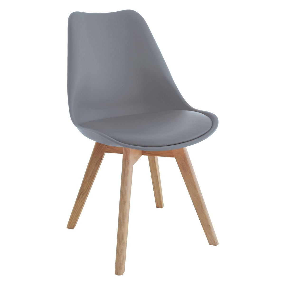 Beautiful Mmilo-Tulip-Dining-Office-Chair-with-Solid-Wood- tulip dining chair