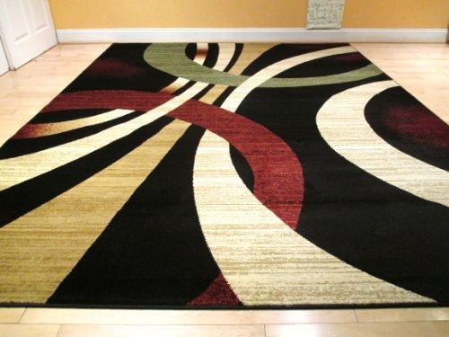 Beautiful Modern 8×11 Rug Beige Contemporary Area Rugs 8×10 Carpet Living Room Carpet modern area rugs 8x10
