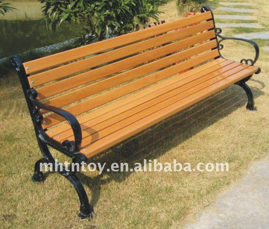 Beautiful Modern Park Bench Seat With Competitive Price garden bench seat