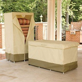 Beautiful Outdoor Cushion Storage with Cover patio cushion storage