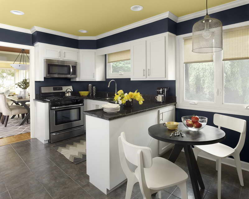 Beautiful Paint Colors for Kitchens with White Cabinets paint colors for kitchens with white cabinets