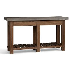 Beautiful Quicklook outdoor console table