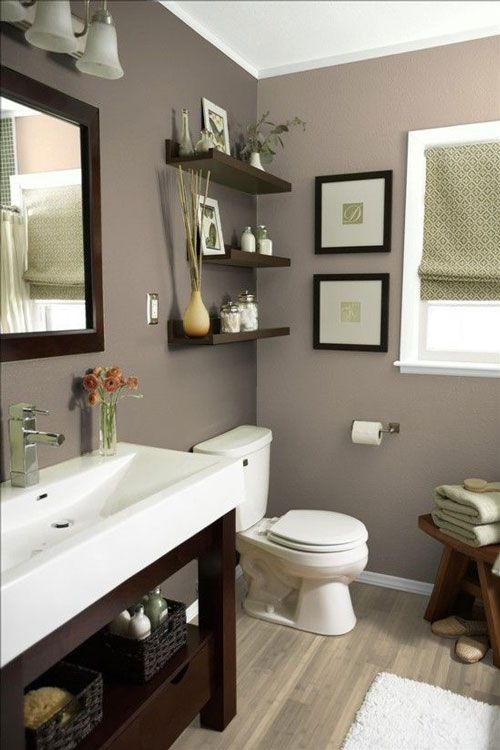 Beautiful small-bathroom-decorations bathroom paint colors for small bathrooms