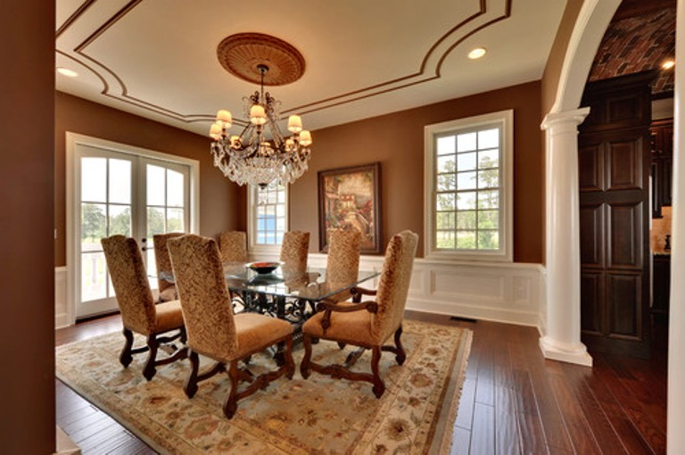 Beautiful Unique Dining Room Wall Colors #3 Dining Room Wall Color Ideas living room dining room paint colors