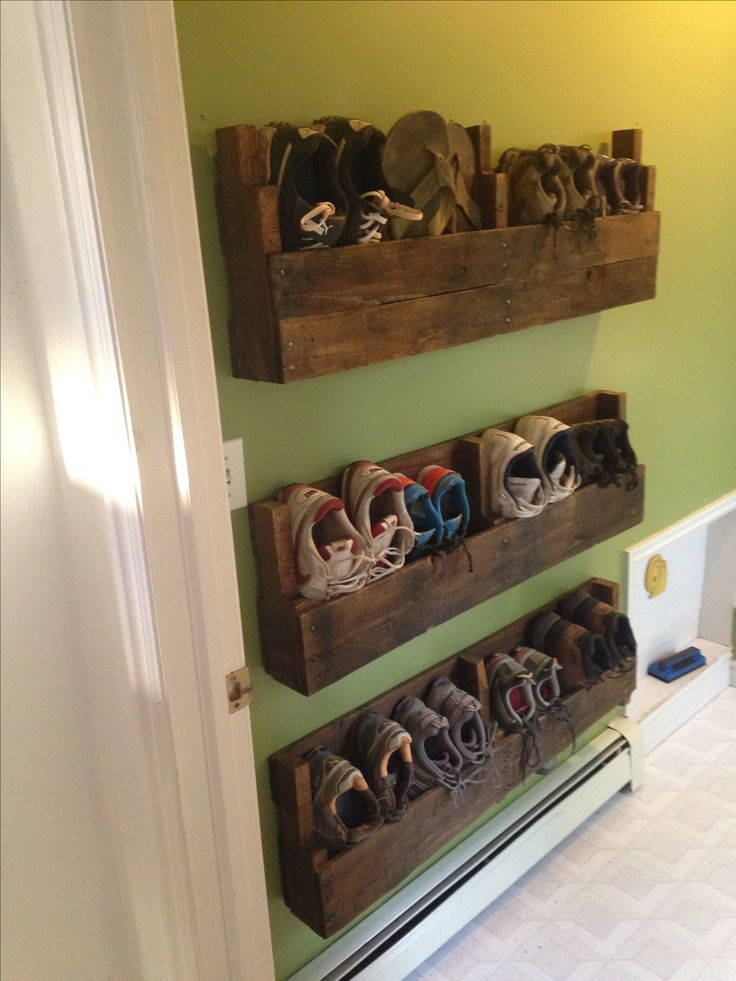 Best 22 DIY Shoe Storage Ideas for Small Spaces shoe racks for small spaces