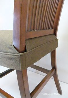 Best 25+ best ideas about Chair Seat Covers on Pinterest | Dining chair covers, dining room chair seat covers