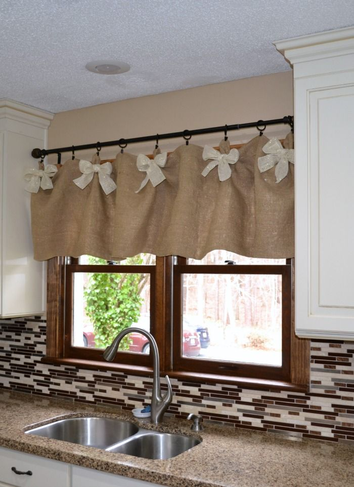 Best 25+ best ideas about Kitchen Valances on Pinterest | Kitchen curtains, No kitchen valances