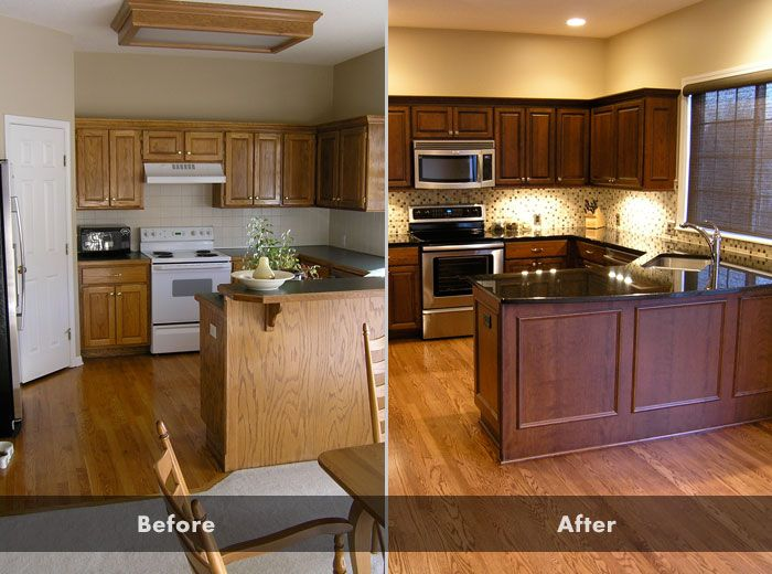 Best 25+ best ideas about Refacing Kitchen Cabinets on Pinterest | Reface  kitchen kitchen cabinet refacing before and after