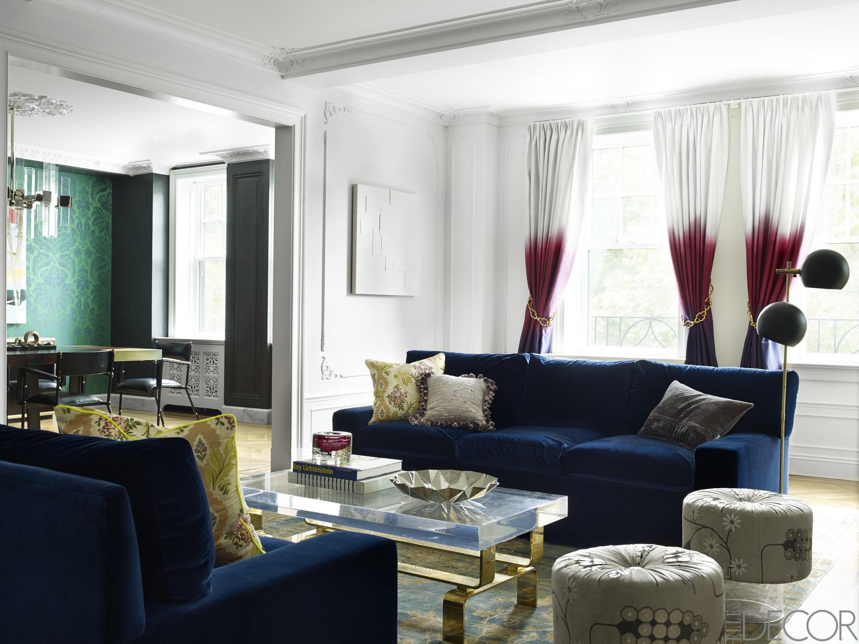 Best 30 Living Room Curtains Ideas - Window Drapes for Living Rooms living room curtain ideas modern