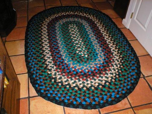 Best 4u0027 X 6u0027 Oval Braided Rug.  oval braided rugs