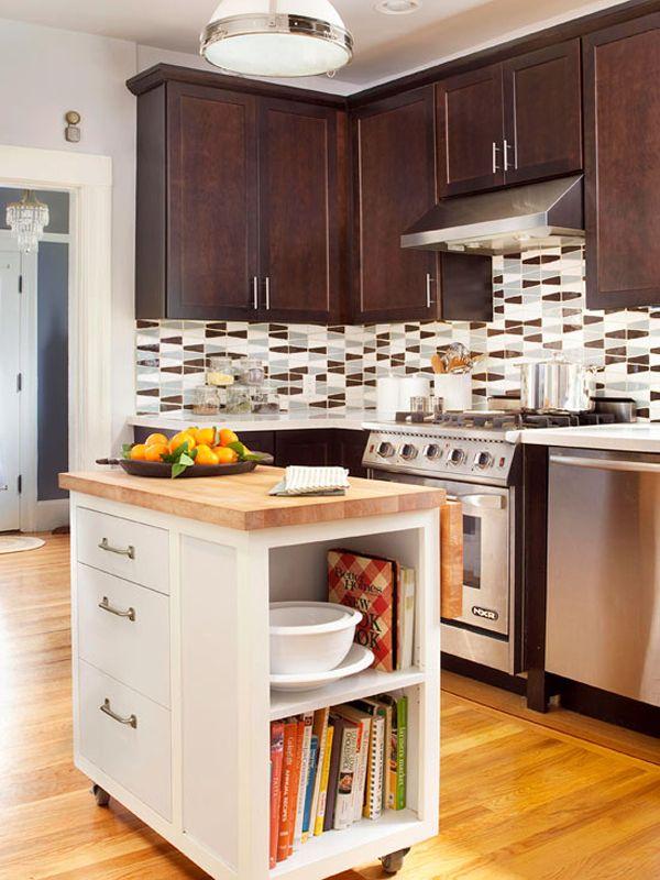 Best 48 Amazing space-saving small kitchen island designs portable kitchen islands for small kitchens