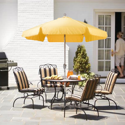 Best 5.5 - 7 Feet patio table umbrella