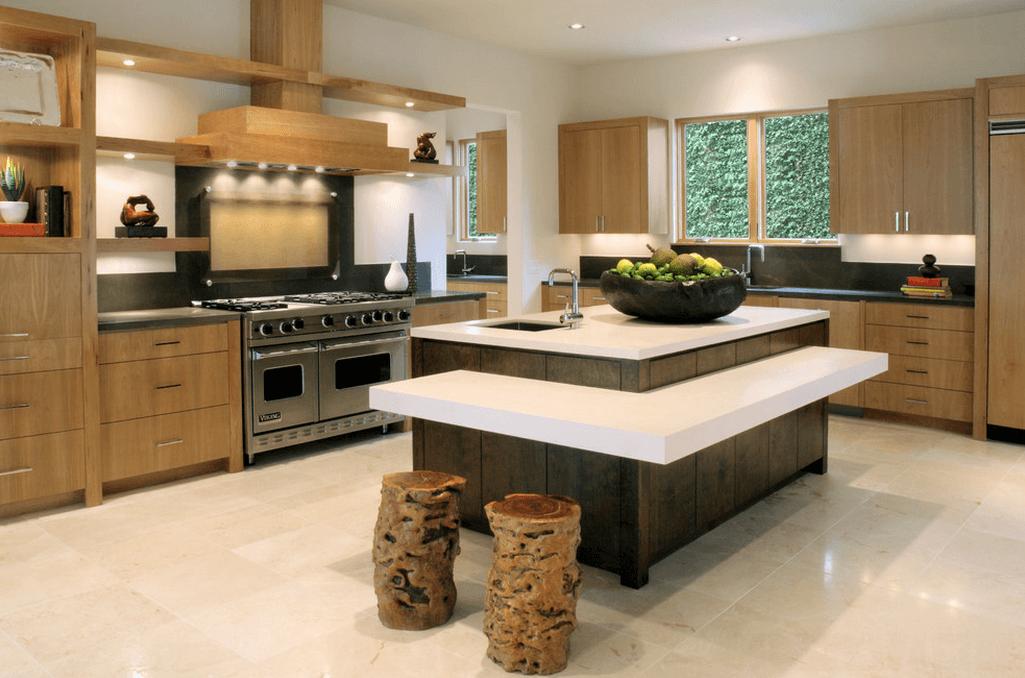 Best 60 Kitchen Island Ideas and Designs - Freshome.com kitchen designs with island