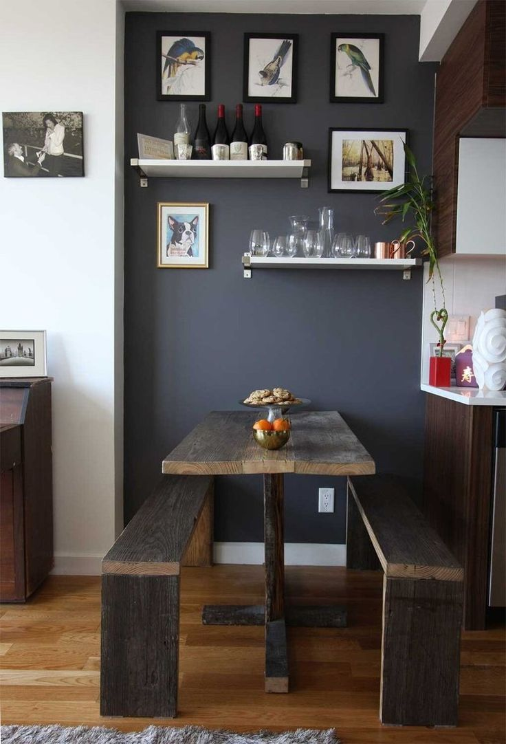 Best 7 Ways To Fit a Dining Area In Your Small Space (and Make living and dining room ideas for small spaces