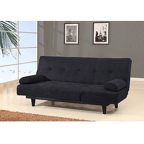 Best Barcelona Convertible Futon Sofa Bed and Lounger with Pillows, Multiple  Colors convertible futon sofa bed