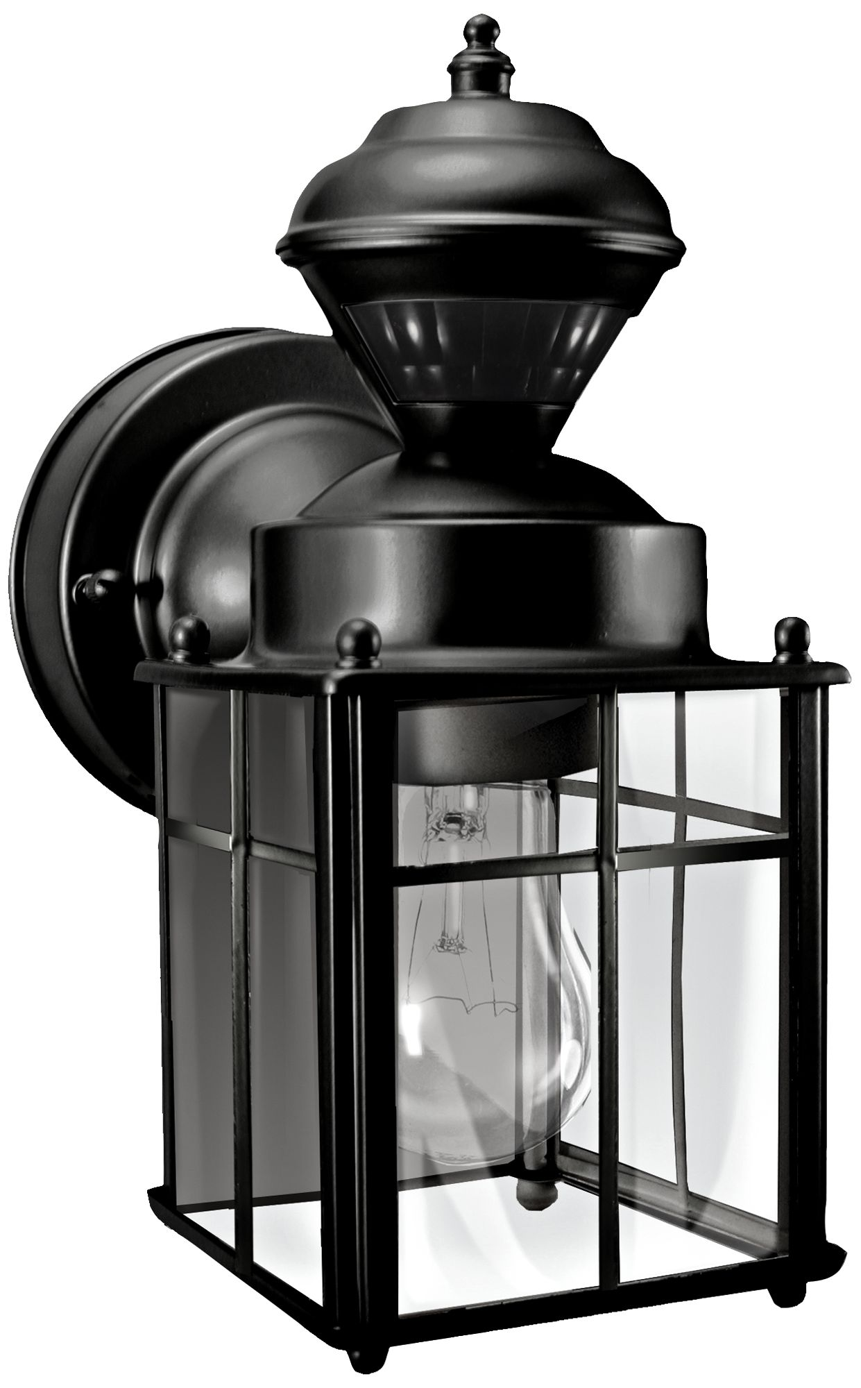 Best Bayside 9 1/2 motion sensor porch light