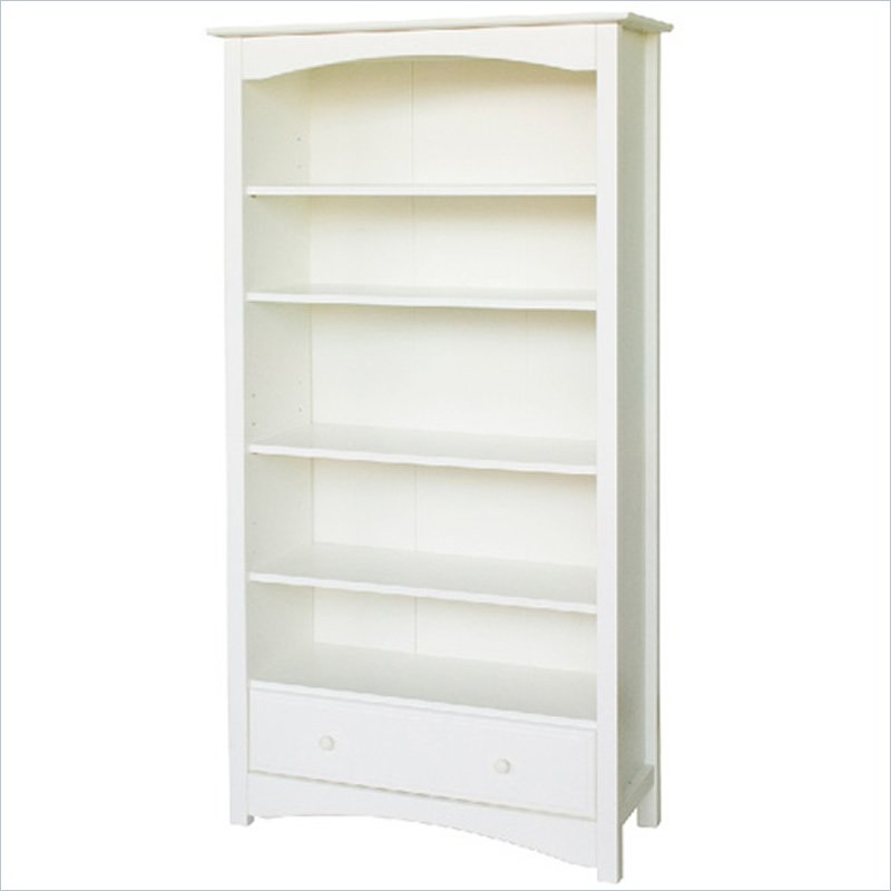 Best Bookcases Ideas And Shelving Units With Oak Gl. White Solid Wood ... white wooden bookshelf