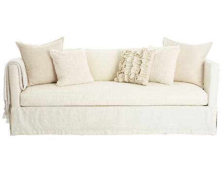 Best cream and white colored pillows on white sofa white sofa pillows