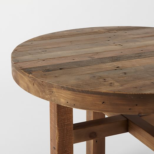 Best Detailed View · Detailed View · Detailed View · Detailed View reclaimed wood round dining table