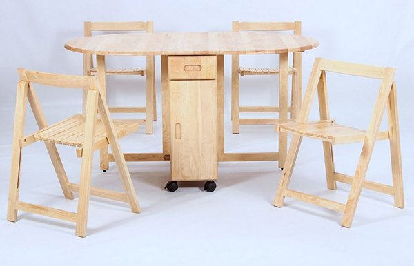 Best Drop Leaf Table drop leaf dining table with folding chairs