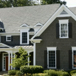 EXTERIOR PAINT COLORS ARE JUST REFLECTION OF THE HOUSE: