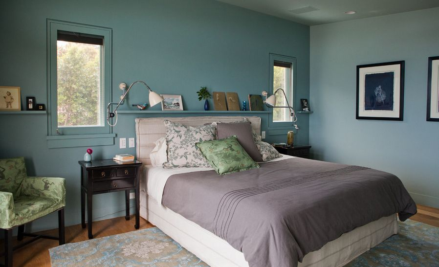 Best Home Decorating Trends - Homedit wall color schemes for bedrooms
