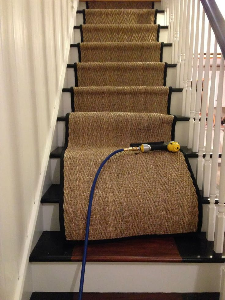 Best installing seagrass safavieh stair runner - Google Search What I like about stair runner carpet