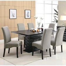 Best Jordan 7 Piece Dining Set contemporary dining room table sets