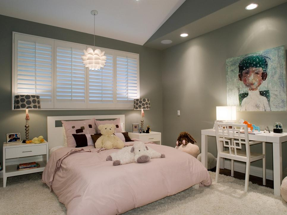 Best Kids Bedroom Ideas | HGTV kids room ideas for girls