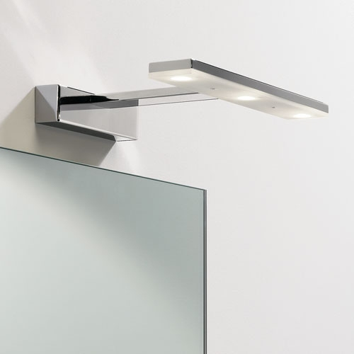 Best LED adjustable over mirror light for the modern bathroom. led lights for bathroom mirror