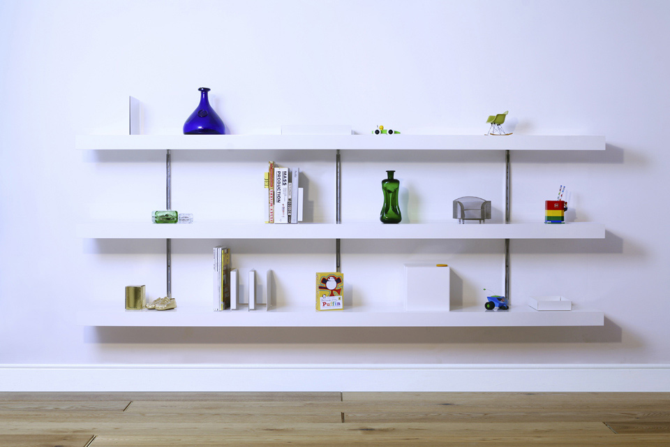 Best LS white shelves with no wall panels white bookshelves for wall