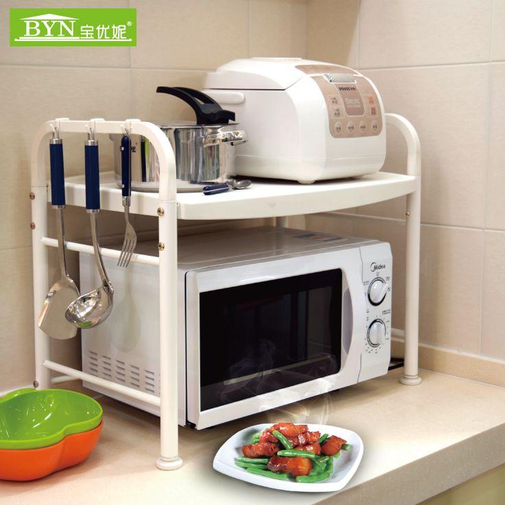 Best microwave shelf | Microwave oven shelf rack kitchen rack shelf storage rack microwave storage shelf