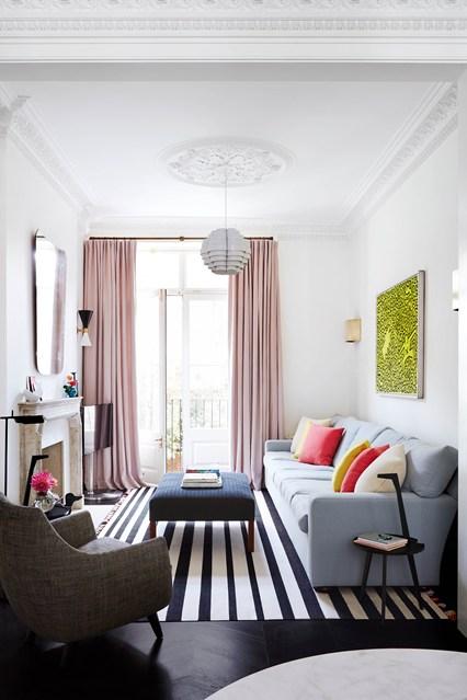 Best Narrow escape small living room designs