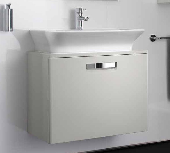 Best Roca The Gap 1 Drawer Vanity Unit Nationwide Bathrooms roca bathroom vanity units