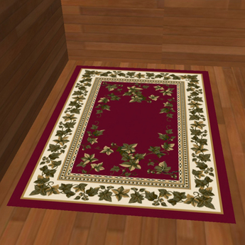 Best Second Life Marketplace Mnm Oriental Rug Victorian Christmas large christmas rugs