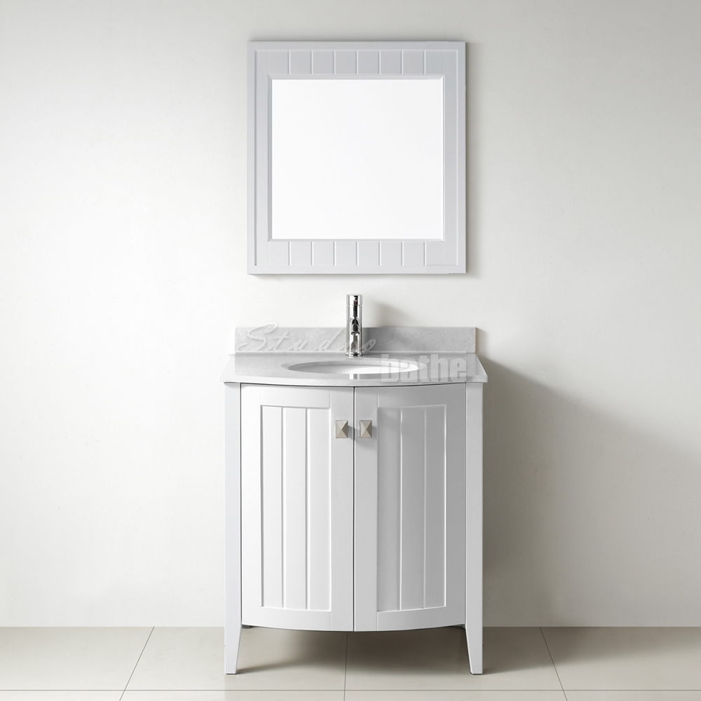 the apt size for your bathroom: 30 inch bathroom vanity 30 Inch Bathroom Vanity