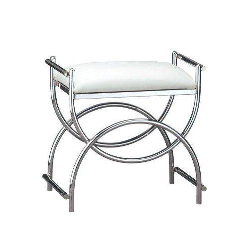 Best Top 3 Types Bathroom Vanity Stools bathroom stools and chairs