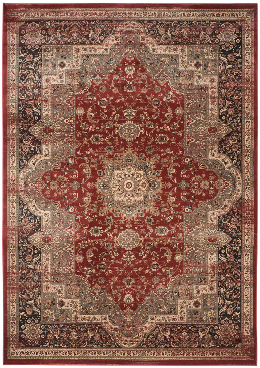 Best VTG574G vintage area rugs