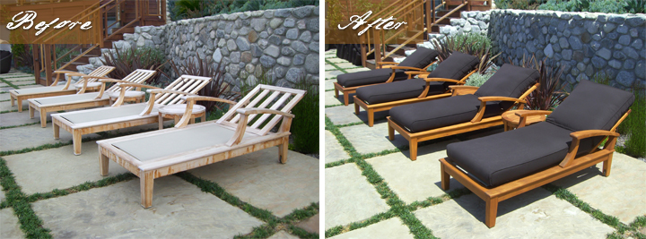 Best Whether you need furniture repair, floor refinishing, outdoor sealing or  staining, we staining teak outdoor furniture
